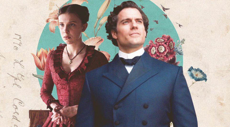 Millie Bobby Brown and Henry Cavill sign up for the sequel to Enola Holmes