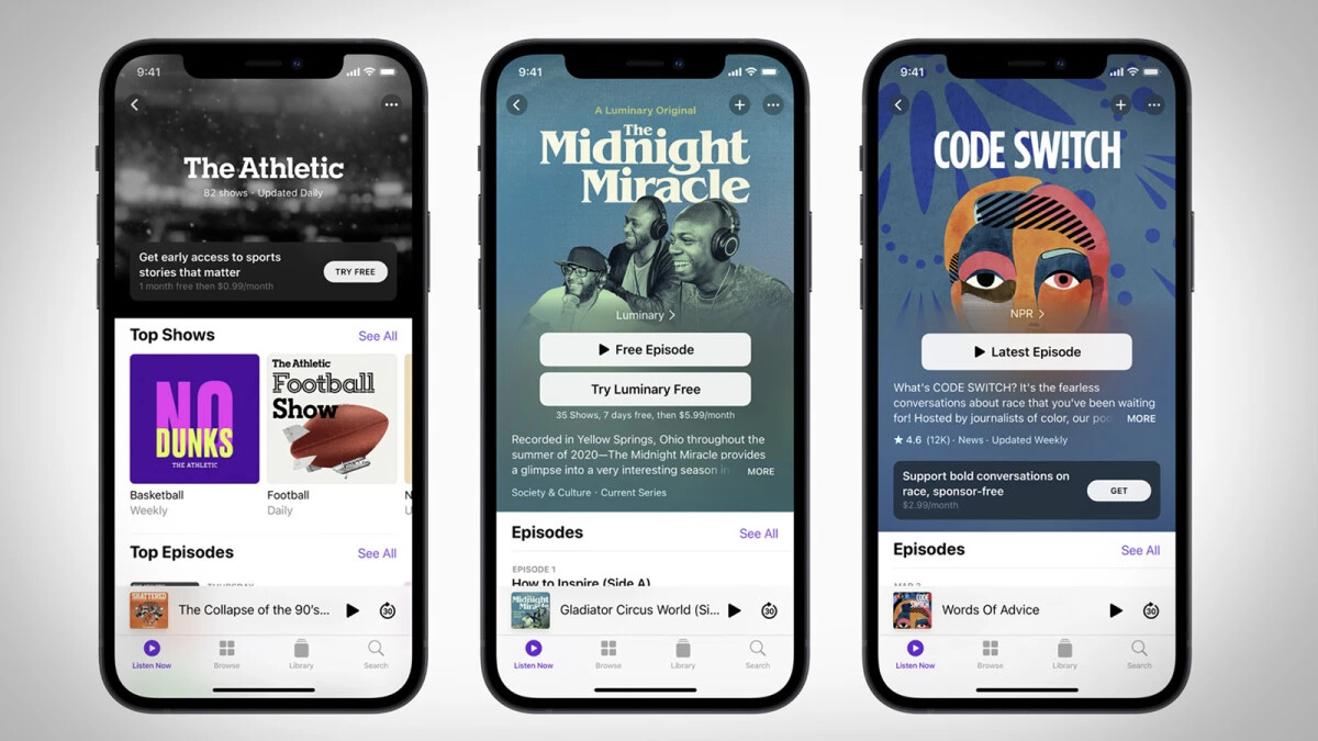 iOS 14.6 includes important enhancements to Apple Card and Podcasts (and more)