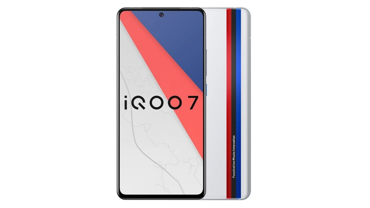 The iQoo 7 series will be available through Amazon India when it is released this month, Vivo-Sub brand confirms