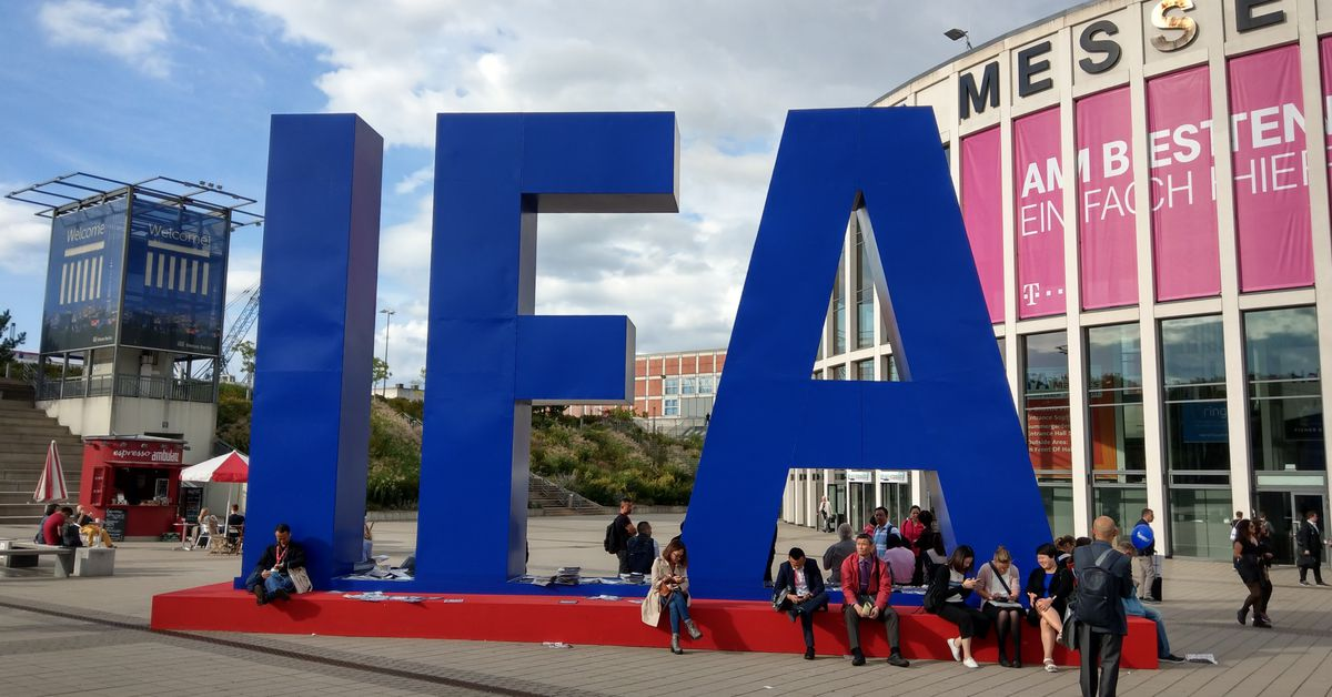 The large IFA technical exhibition will be canceled again