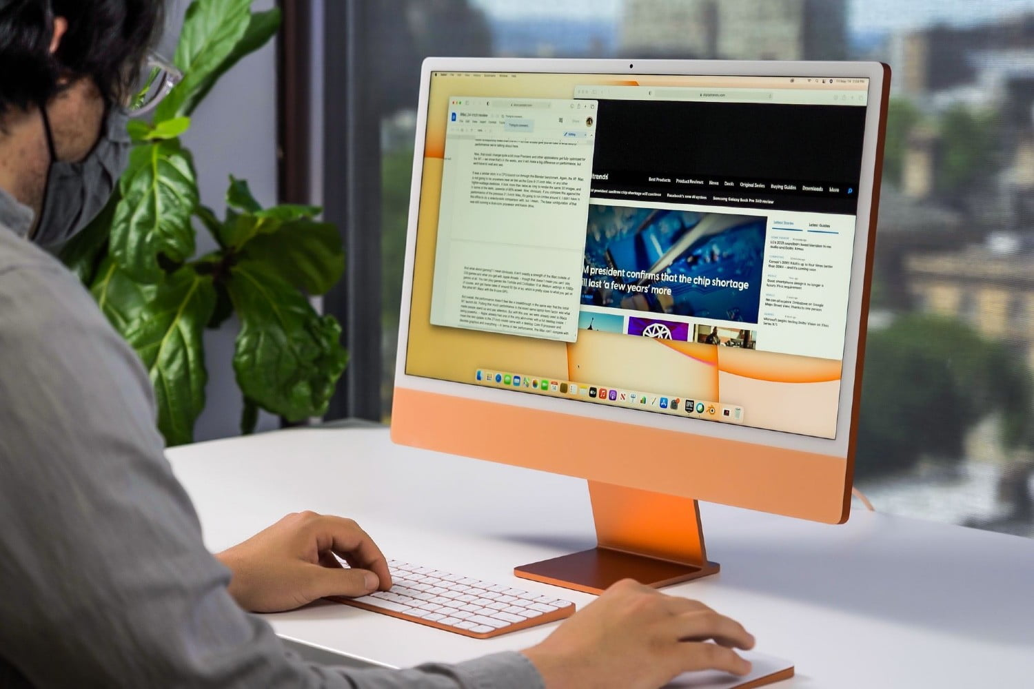 Mac usage is growing fast, but iOS still exceeds it by about 10 times