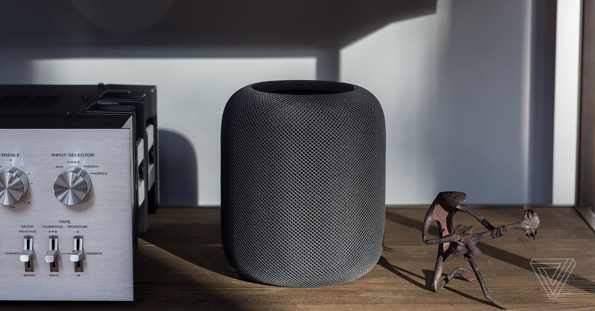 Apple says the HomePod and HomePod Mini will support lossless audio after an upcoming update