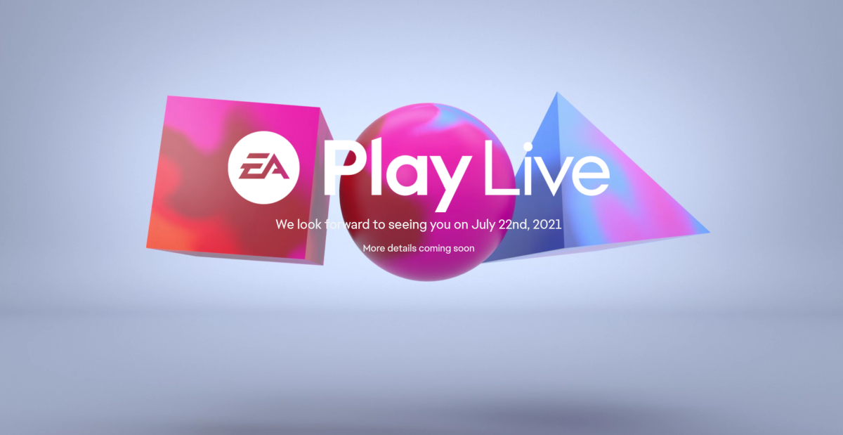 EA Play 2021 was confirmed in July following the rumored Battlefield June unveiling