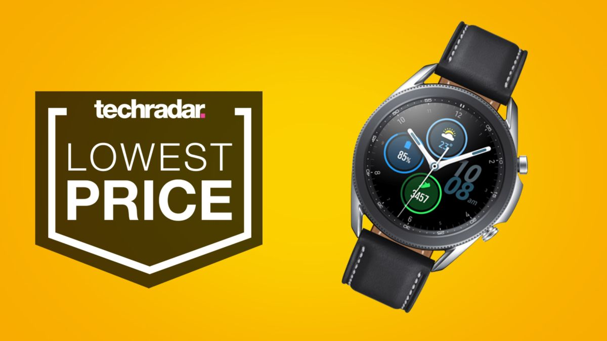 These Samsung Galaxy Watch 3 offers only win the lowest price ever