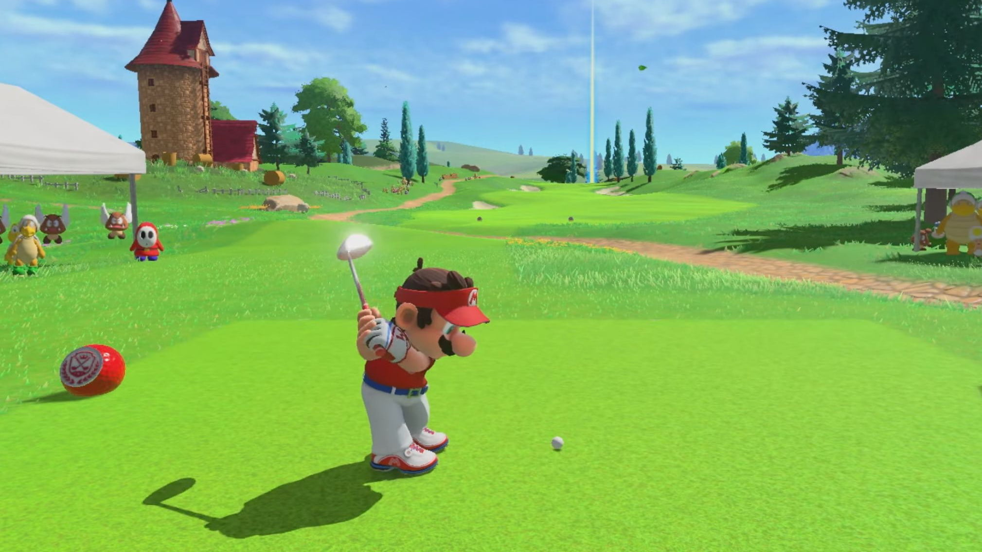 Mario Golf: Super Rush Trailer Details new modes, characters