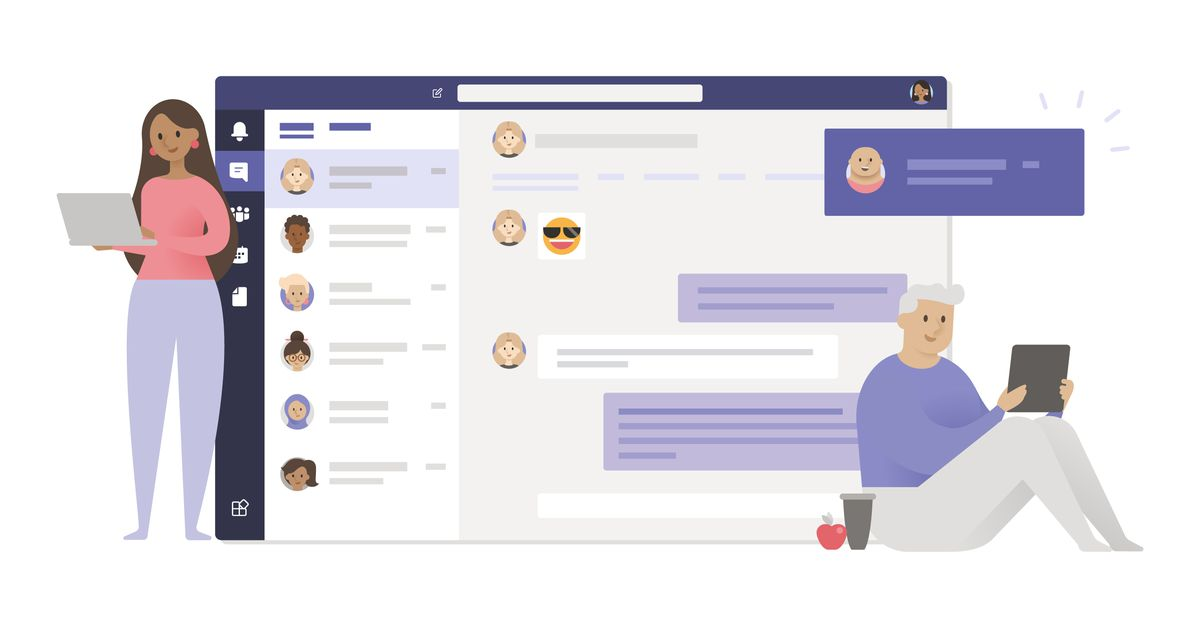 Microsoft Teams opens new collaboration applications that connect to meetings
