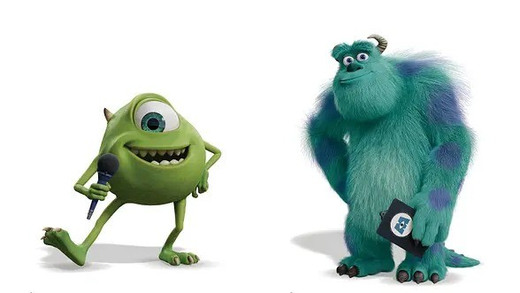 Mike and Sully are back on the Disney + Monsters at Work trailer