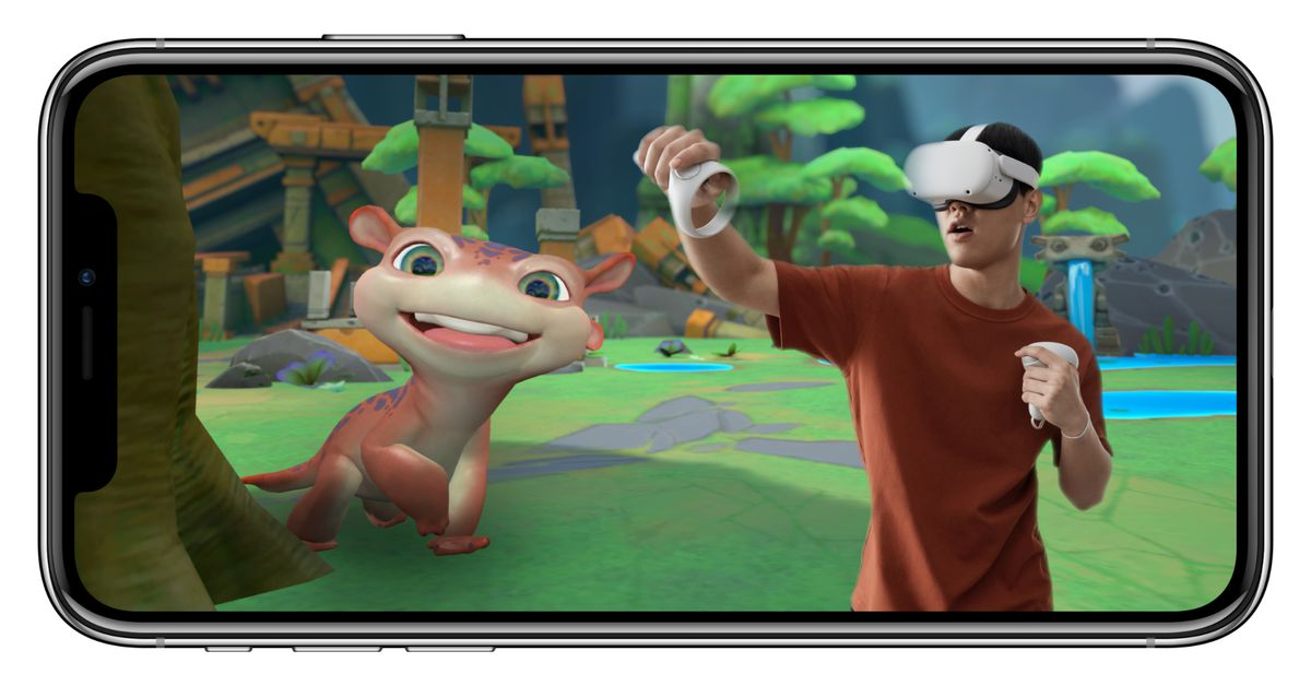 Oculus 'latest Quest update brings support for capturing mixed reality