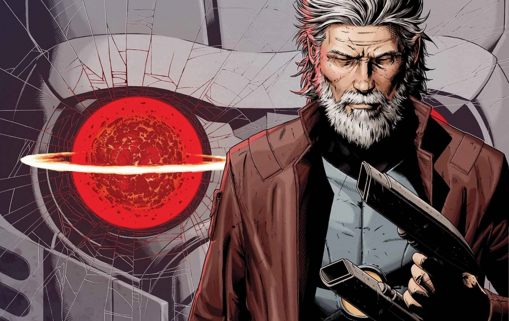 The Old Man Star-Lord series podcast gets a trailer and a premiere