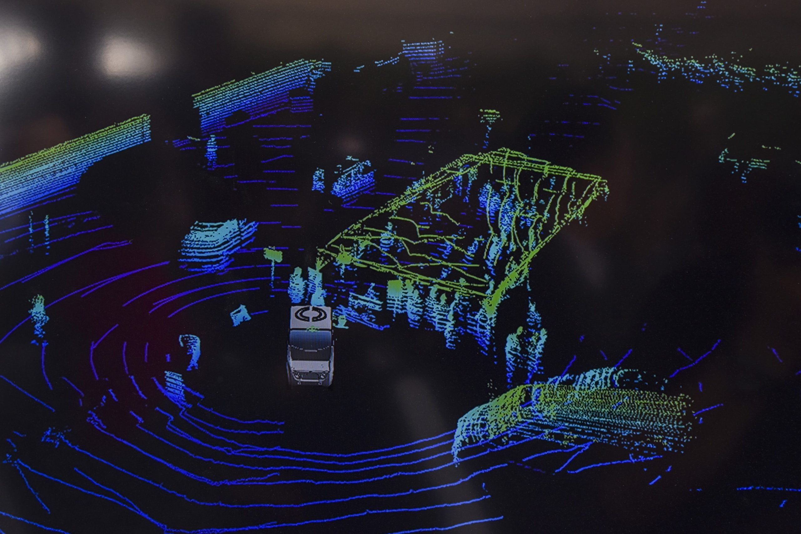 How the Lidar crowd could give your car an X-ray