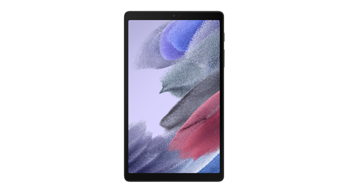 The Samsung Galaxy Tab A7 Lite is listed on the Google Play Console