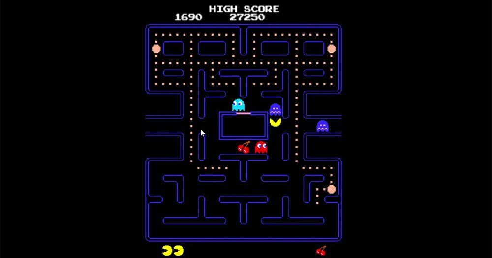 Amazon quietly in Twitch-based Pac-Man