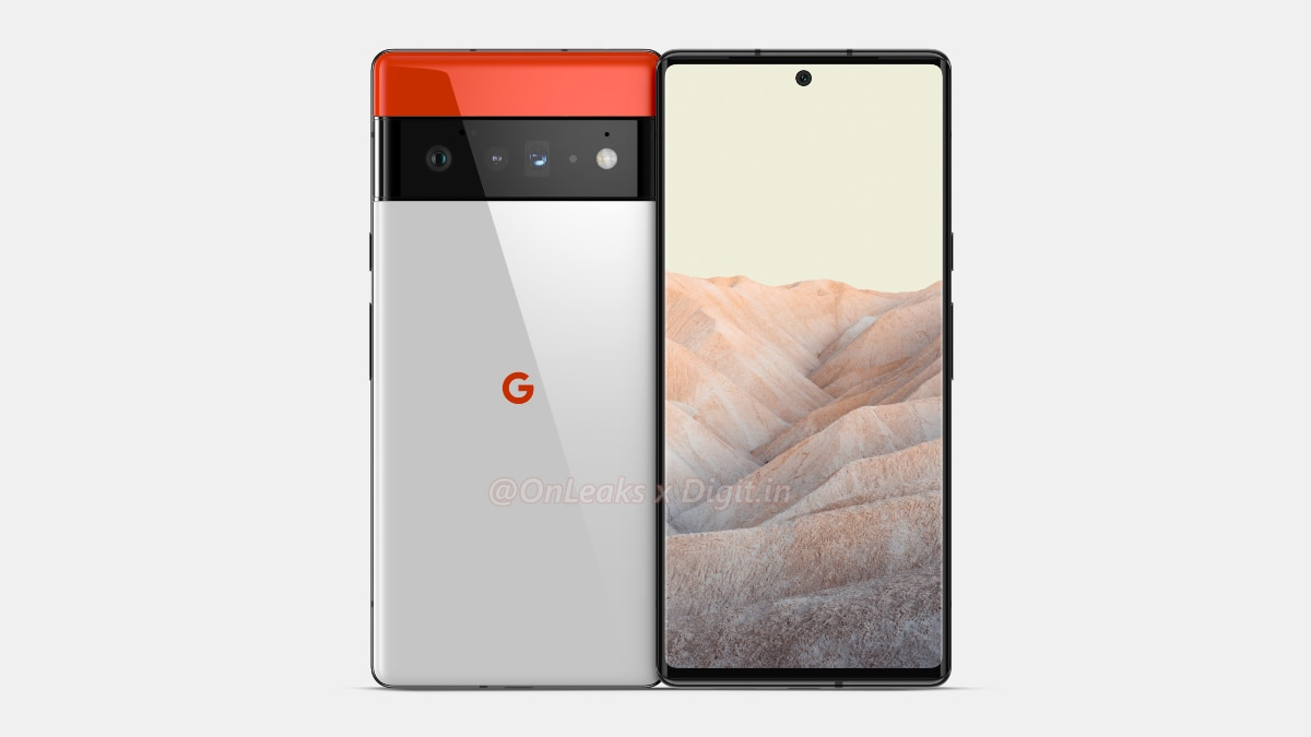 Google Pixel 6 Pro, Pixel 6 New Renders, specifications leak online;  The Pro model may include a Periscope lens