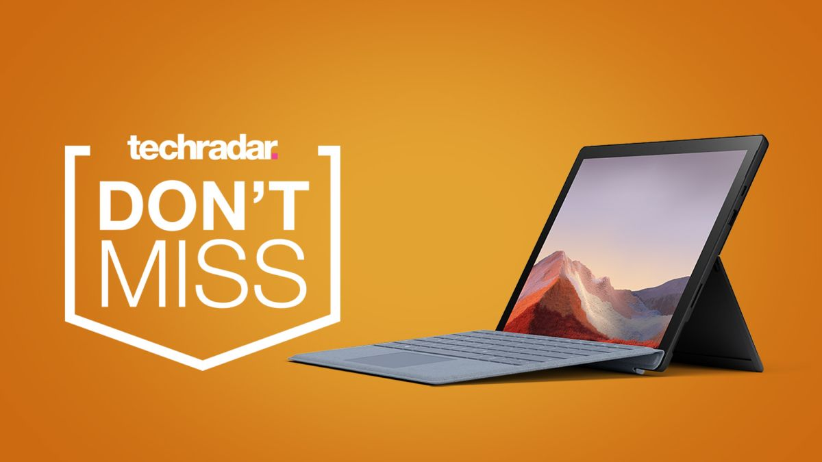 The Surface Pro 7 drops to the lowest selling price ever on Best Buy