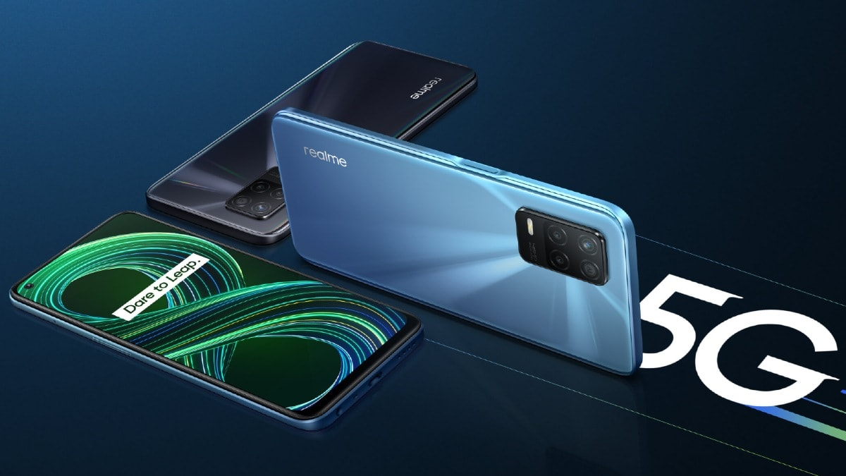 Realme 8 5G, MediaTek Dimensity 700 SoC, with 90Hz display, launched in India: price, specifications