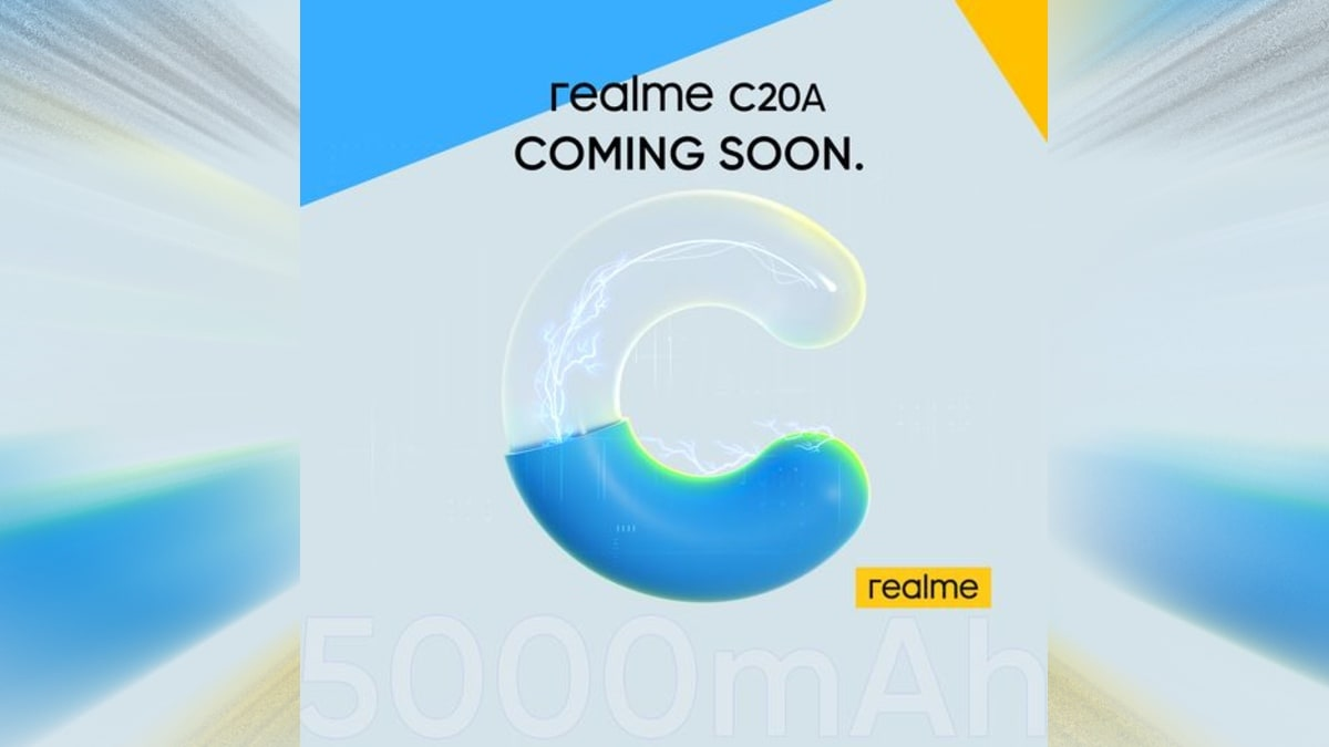The Realme C20A teased to launch soon;  Realme C11 (2021) is claimed to appear in Geébench