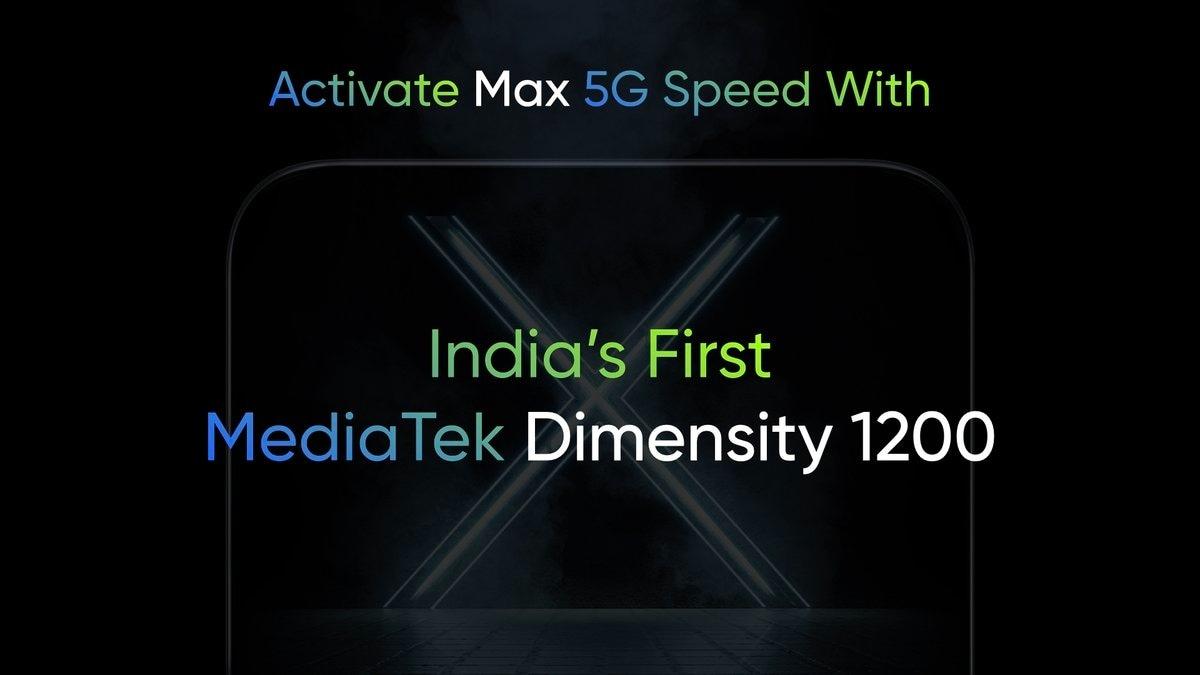 Compact image Realme X7 Max Realme