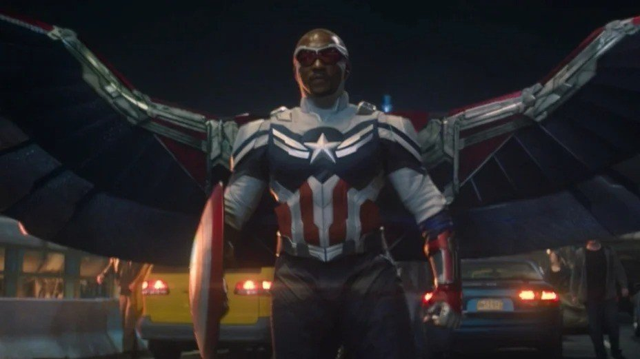 """Anthony Mackie says it would mean """"everything"""" to him to headline his own Captain America movie"""