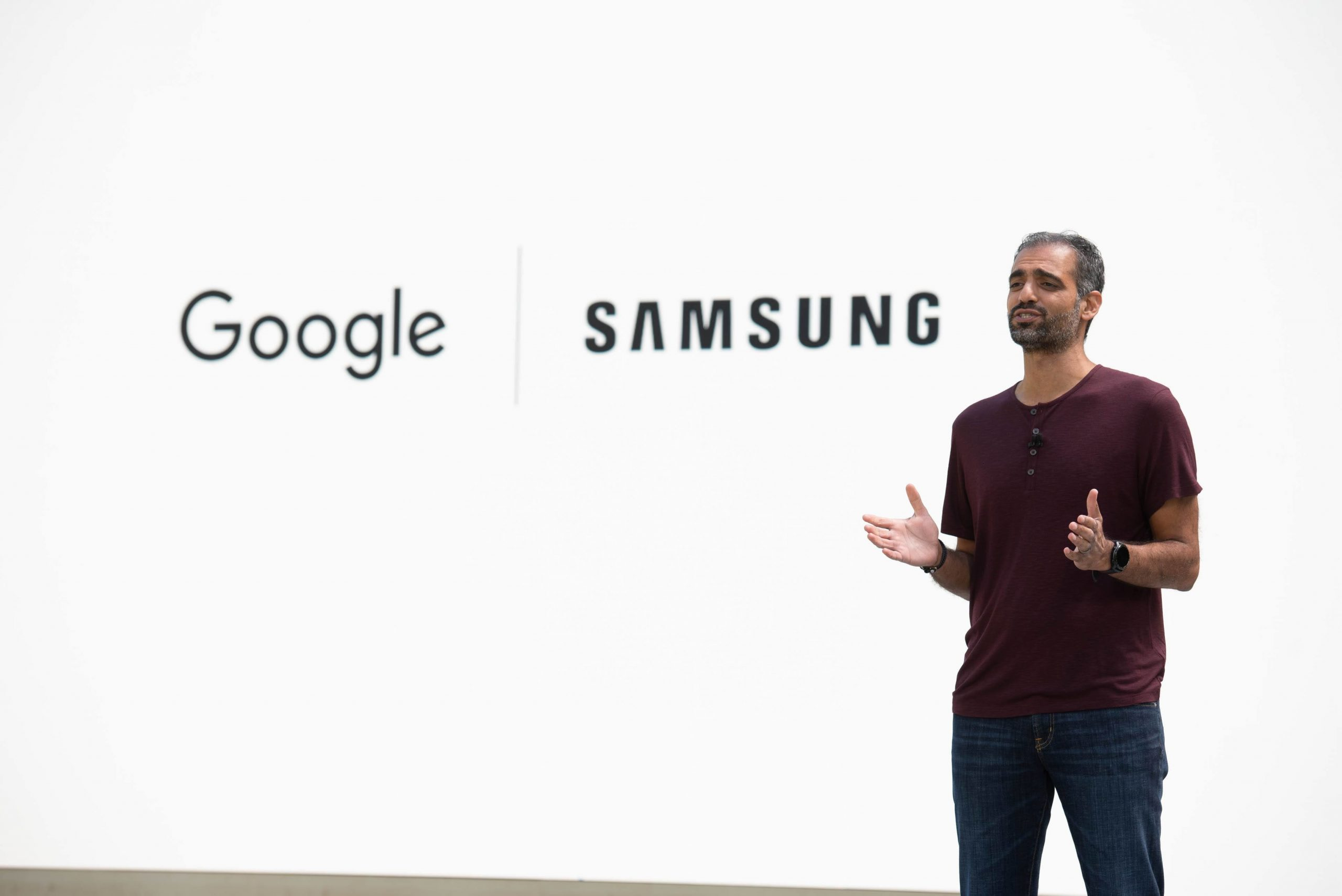 Google and Samsung together could introduce Apple Watch