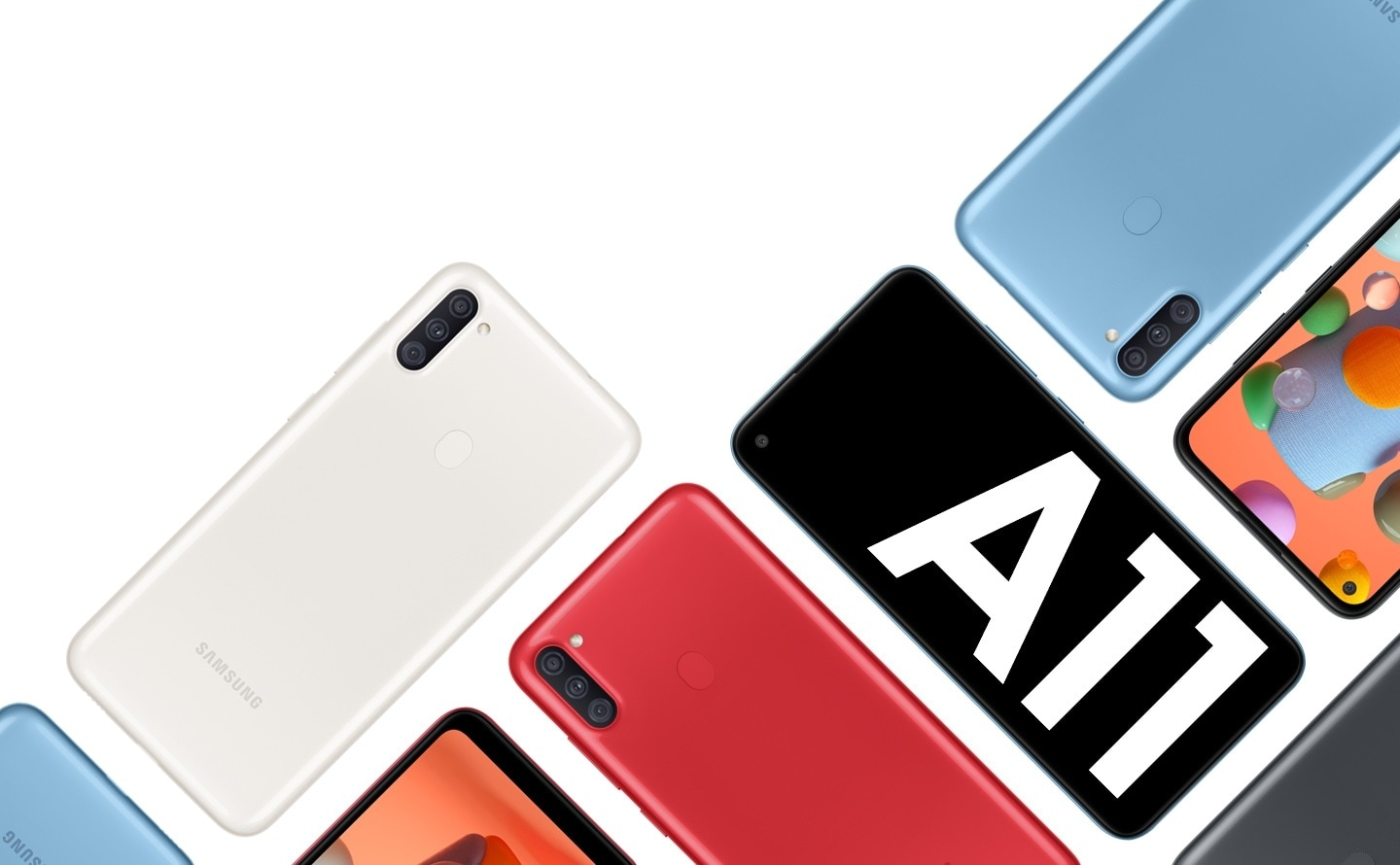 Samsung Galaxy A11 Android 11-based Single Interface Update 3.1: Report