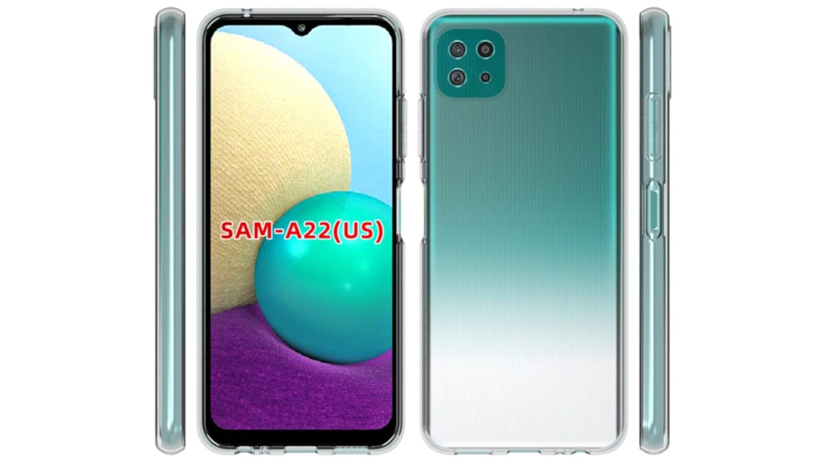 The Samsung Galaxy F22 is the next Galaxy F series phone to be based on the rumored Galaxy A22 5G