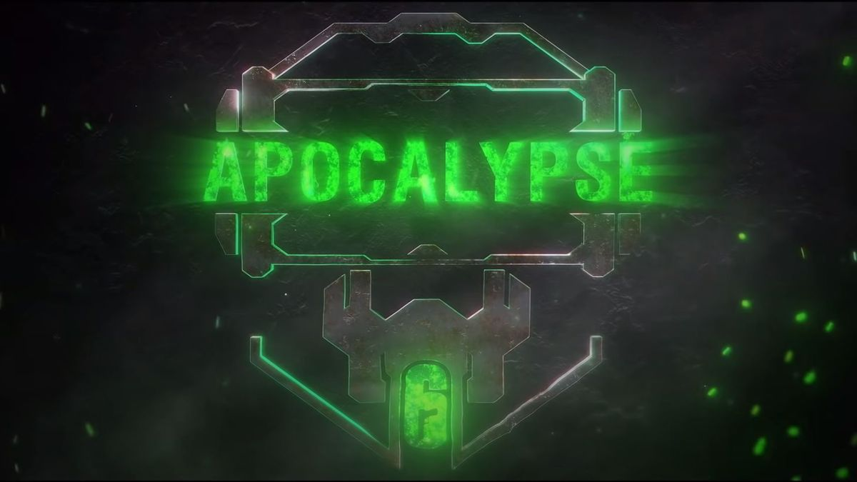 Rainbow Six Siege brings a new Limited-Time Apocalypse event