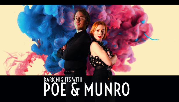 Video Game Review - Dark Nights with Poe and Munro