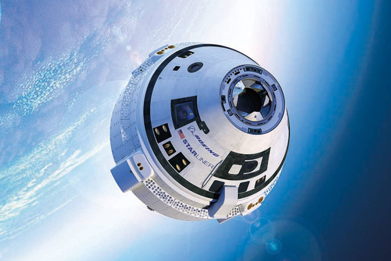 The date of the Boeing names for the test flight of the second Starliner capsule