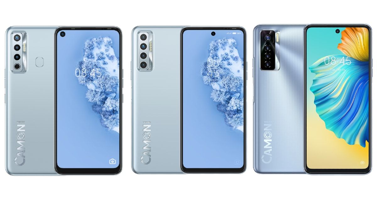 Tecno Camon 17, Tecno Camon 17P, Tecno Camon 17 Pro, 5000 mAh battery launched: Price, specifications