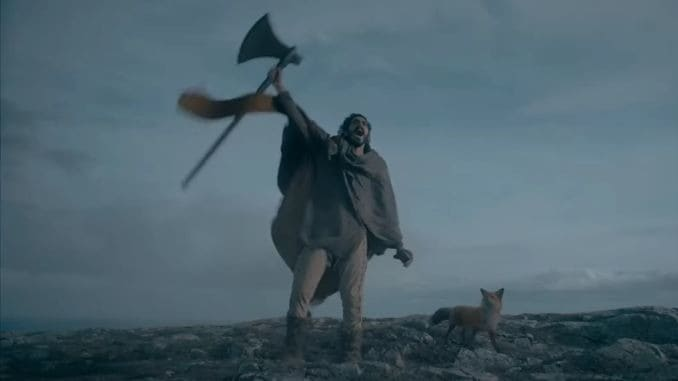 A24 releases a new trailer for R-rated Arthur's fantasy The Green Knight