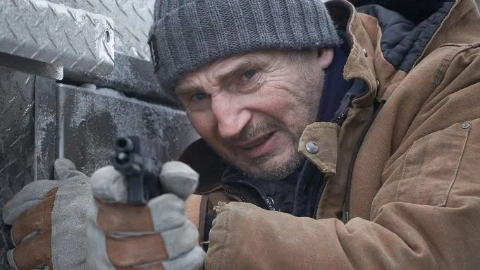 Movie Review - Ice Rink (2021)