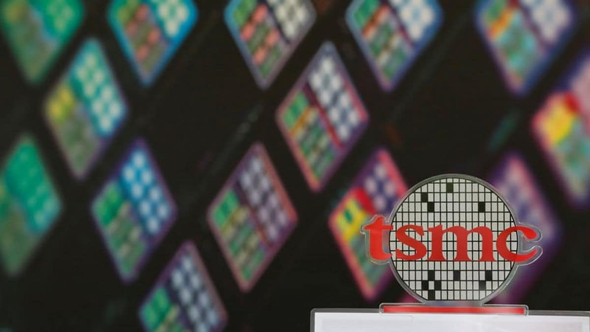 Apple supplier TSMC sees a global chip shortage that will last until 2022