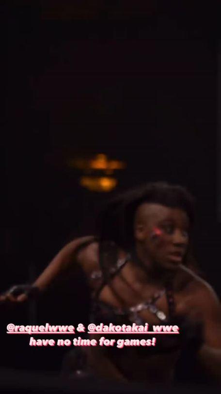 WWE Women 🌸, � Ember Moon, Raquel Gonzalez, Dakota Kai �