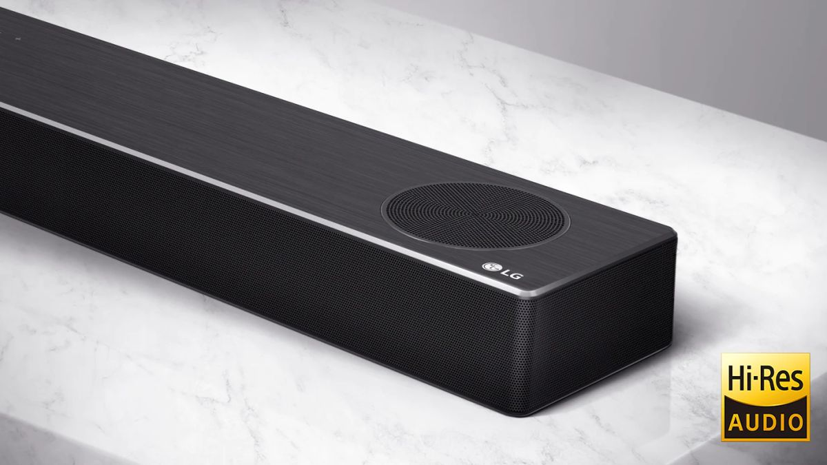LG makes a $ 399 Dolby Atmos sound bar with Hi-Res Audio scaling
