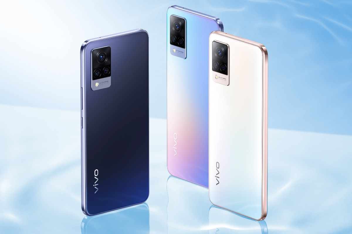 Triple rear cameras launched in India with Vivo V21 5G OIS-equipped self-camera: price, specifications