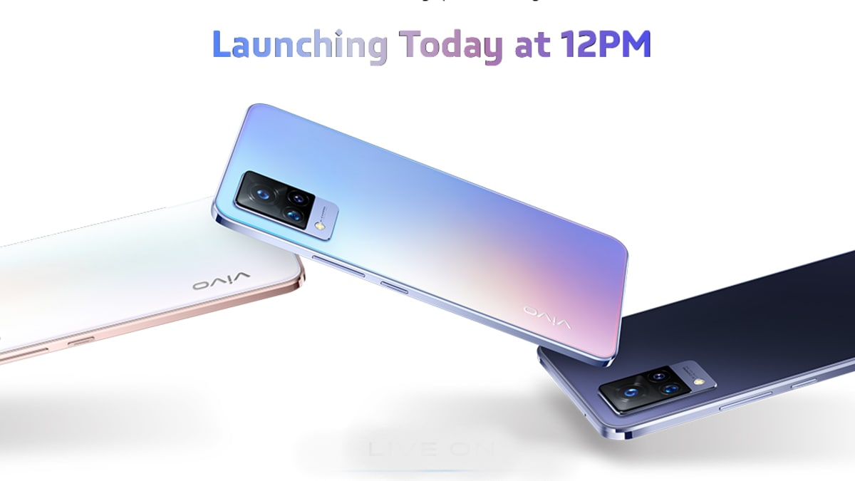Vivo V21 5G launched in India today: How to view Livestream, expected price and specifications, more