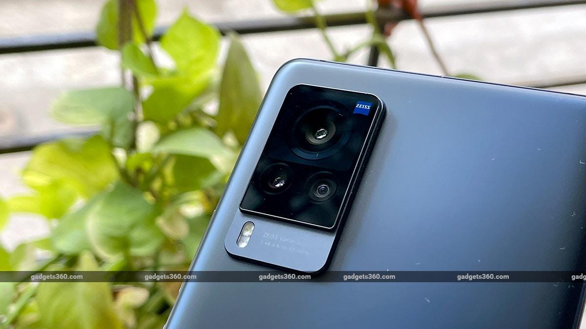 in vivo x60 camera module Vivo X60 Pro Review