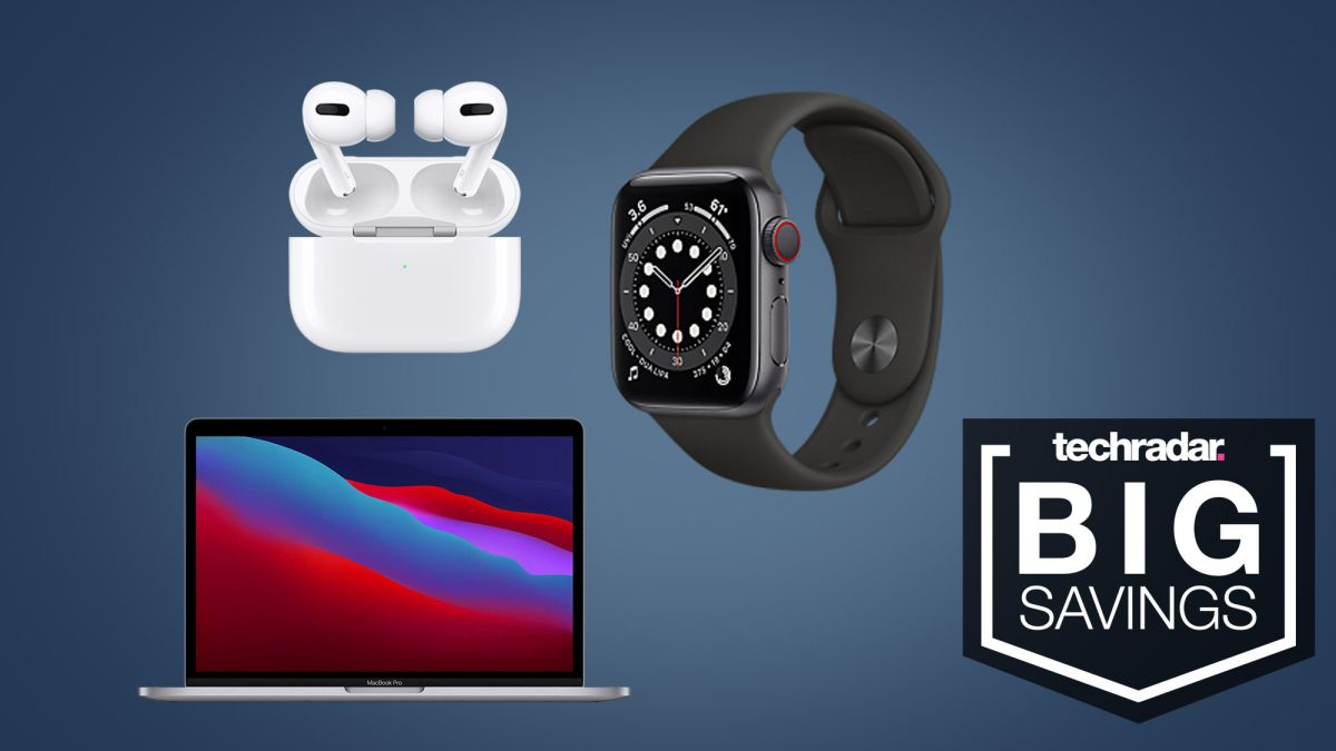 Big Apple sales: Deals on iPads, AirPods, Apple Watch and MacBook Pro M1