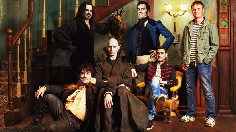 How what we do in the shadows gave birth to an unlikely world of cinema