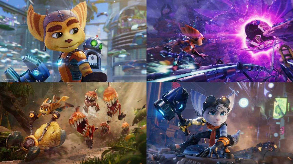 Ratchet and Clank: Rift Apart Release Date, Trailers, Gameplay, News and Rumors