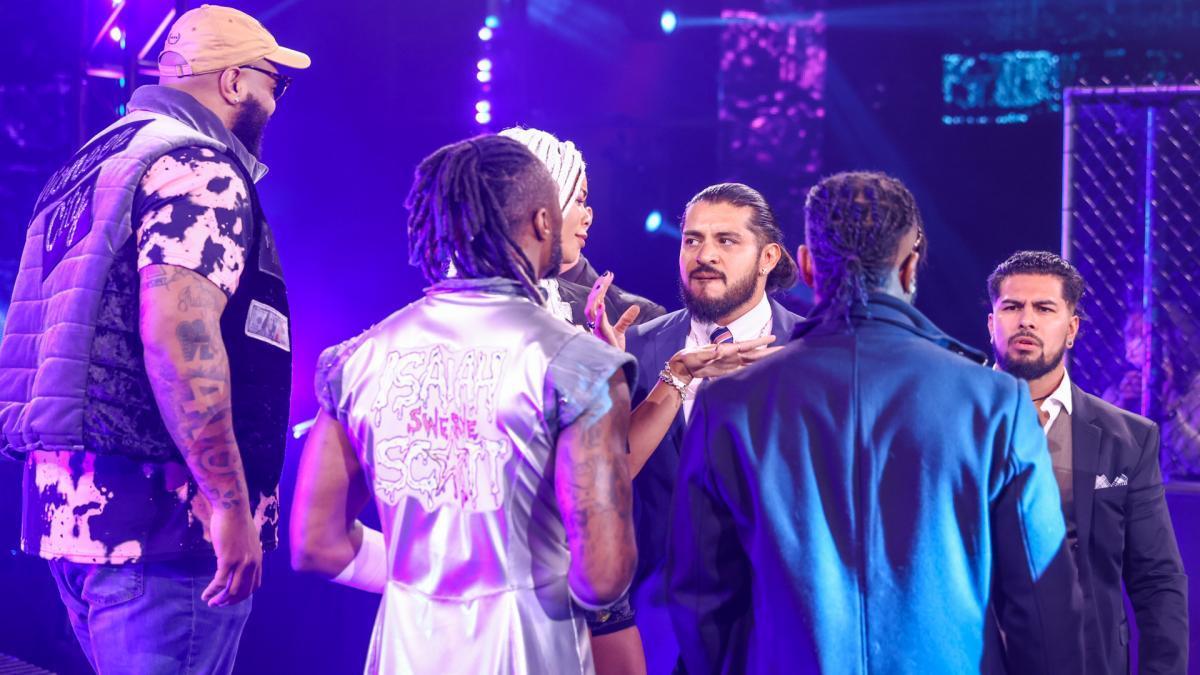 WWE Women, Hit Row, Legado Del Fantasma, MSK, Bronson ...