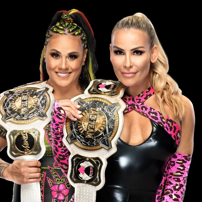 WWE Women WW, WWE.com profile picture of Natalya and Tamina