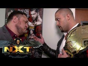 Karrion Kross will meet face to face with Samoa JoeWWE NXT: June 22, 2021