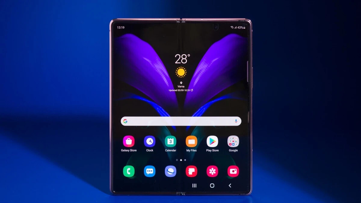 The camera under the Galaxy Z Fold 3 panel is as good as typical cameras, but there's still a glaring problem: the tip