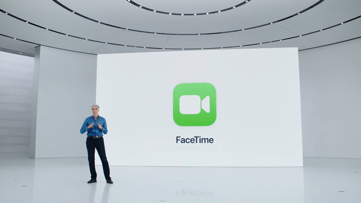 FaceTime gets a lot of new features with iOS 15.  Android users can join FaceTime calls