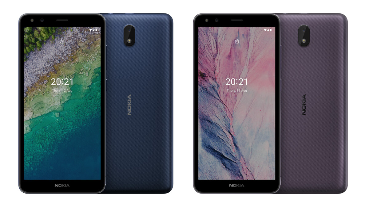 The Nokia C01 Plus announced at a very low price, Android 11 Go Edition