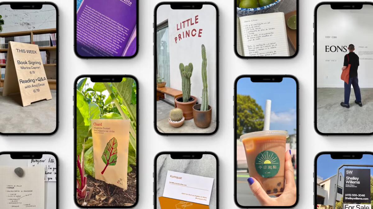 iOS 15: Apple introduces Live Text technology that can find text in your photos