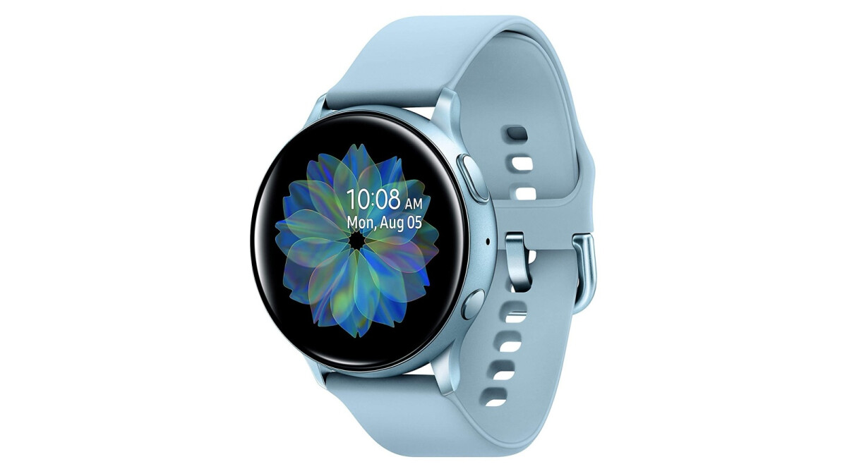 Samsung's Galaxy Watch Active 2 will receive a monster discount before the main day 2021