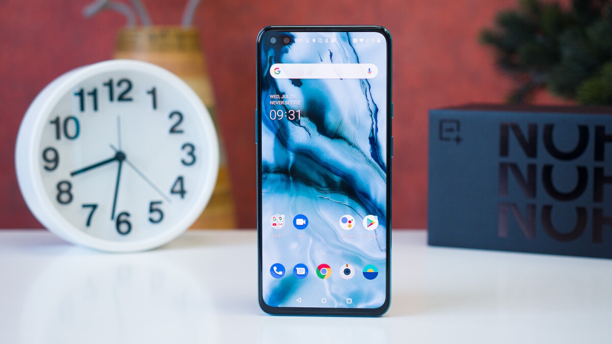 The OnePlus Nord 2 5G upgrades OG Nord's processor, battery and cameras