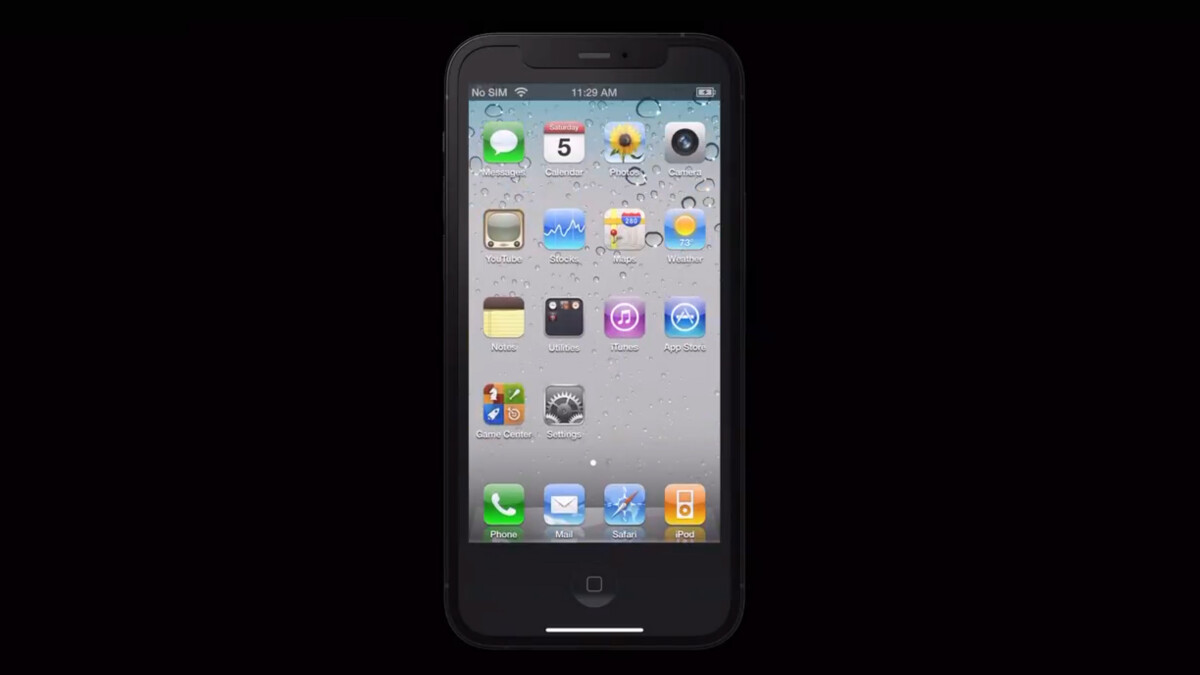 Run iPhone 12 on iOS 4 with the OldOS app to see how hard your ancestors were